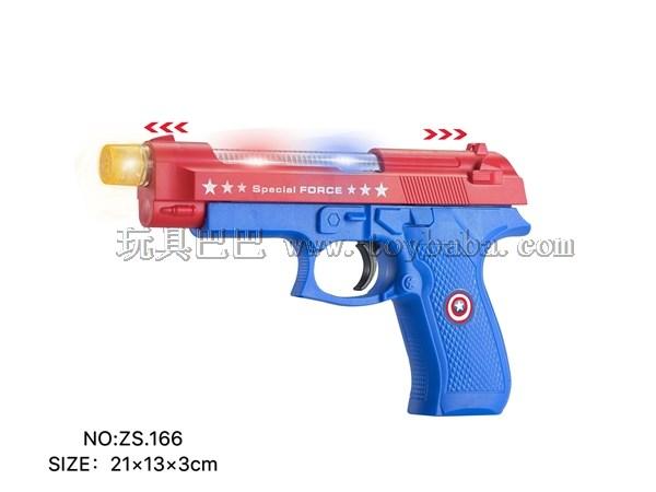 美队沙漠之鹰短枪