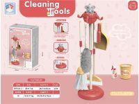 家居清洁打扫工具8件套装((女款)仿真儿童版)