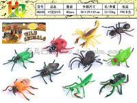 5寸昆虫10只