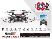 新安迪 Y20-1 WIFI实时航拍无人机遥控四轴飞行器飞机玩具