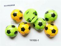 半球回力足球玩具