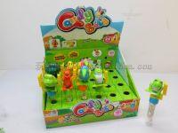 展示盒24只上链动物装糖棒