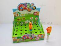 展示盒24只上链鸡鸭装糖棒