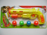 弓箭乒乓球玩具枪