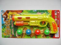 玩具乒乓球枪