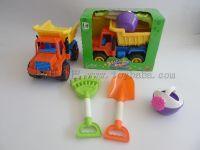 沙滩工程车