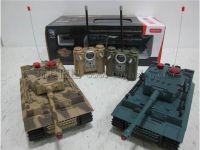 坦克车.红外线对战坦克1:24