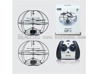 三通红外线遥控小飞行球(带陀螺仪&USB)