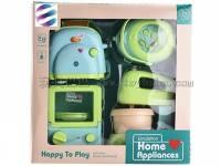 电动小家电组合套装 仿真电器模型玩具 益智过家家玩具