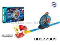 极速回力圆形轨道 益智轨道玩具车 趣味玩具