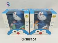 新款热销玩具 压力哆啦A梦合金车 2色混装