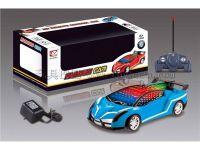 1:18 3D 4通道兰博基尼遥控车 包电池和充电器