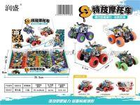 惯性特技摩托车(12只)