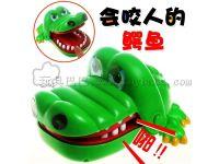 咬手鳄鱼玩具 鳄鱼玩具咬手指大号亲子游戏儿童整蛊玩具 趣味搞笑