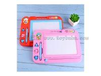 画板益智玩具黑白磁性 热销卡通早教玩具塑料儿童写字板23015