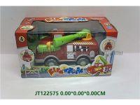 四款消防车