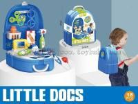 儿童医具背包过家家玩具,产品单色装,不混色