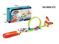 极速轨道玩具车