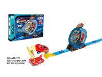 极速回力圆形轨道玩具车