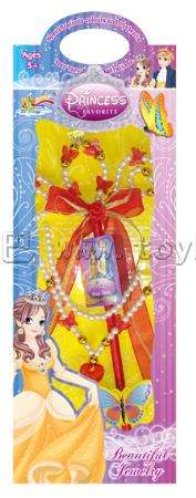 公主棒珠饰