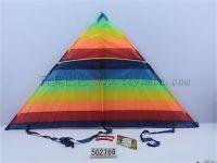 105CM三角形风筝配线