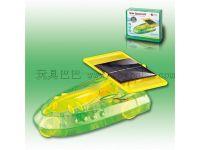 太阳能太空车(自装型玩具)