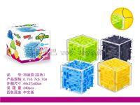 【中文】3D实色迷宫
