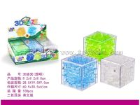 3D透明迷宫