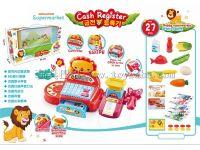 儿童过家家玩具系列 音乐灯光收银机 智能收银机 3-6周岁 狮子主题