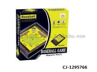 磁性棒球游戏棋 益智棋类
