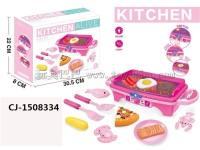 智能早餐炉 儿童过家家小家电玩具