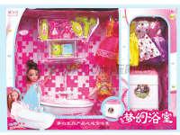浴室洗衣机套庄