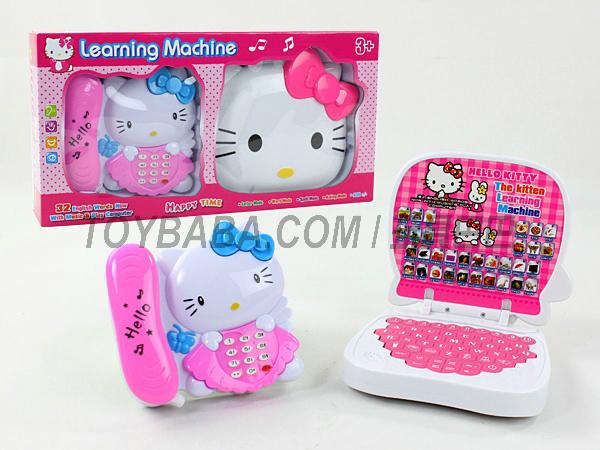 KT猫+电话英文学习机(无液晶)