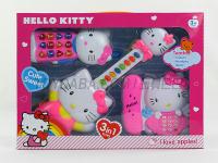 hello kitty 套装(三合一)