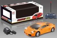 1:18 4通兰博基尼遥控车 包电池和充电器