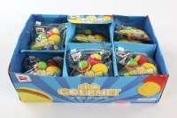 YZ-1333-9美食套装橡皮擦 24包一盒