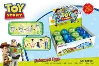 儿童变形玩具 玩具总动员变形蛋