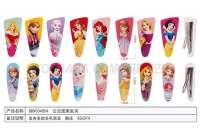 儿童益智玩具系列 公主图案发夹