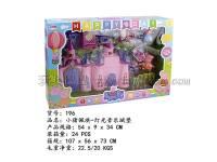 佩琪猪-灯光音乐城堡