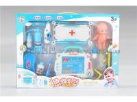急救系列带灯光IC-监护仪