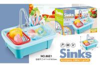 电动洗菜盆 儿童益智玩具