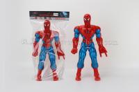 蜘蛛侠英雄公仔玩具