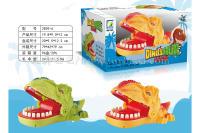 咬手指恐龙玩具