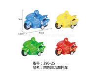 4色回力摩托车(回力车系列)