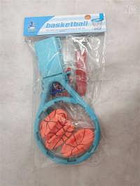 2合1浴室篮球(PVC球袋气筒)