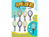 灯光布艺网球拍