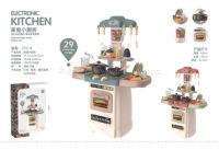 可出水、厨房餐台套装带灯光、声音(不包电 6粒1.5V AA)