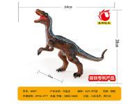 伶盗龙 恐龙模型玩具