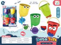 转转杯吸板展示盒 洗澡玩具 浴室玩具
