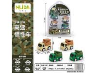 军事高速惯性车 玩具车